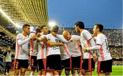 El Valencia afronta el último tercio de Liga pendiente de los equipos de la cola