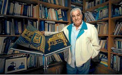 El arqueólogo egipcio, Zahi Hawas.