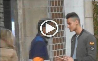 El repartidor que agredió al ´youtuber´ MrGranbomba por llamarle ´cara anchoa´, multado con 30 euros