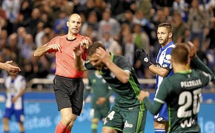 Álvarez Izquierdo arbitrará el Betis-Osasuna