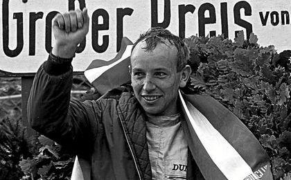 Fallece John Surtees, campeón del mundo en Fórmula Uno y motos