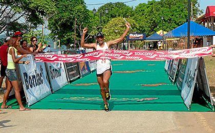 Gómez es el único panameño con medallas paralímpicas.