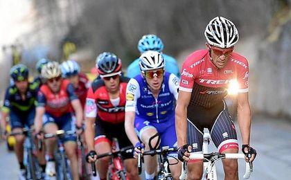 "Contador: ""Dudé si ir a por la etapa o la general"""