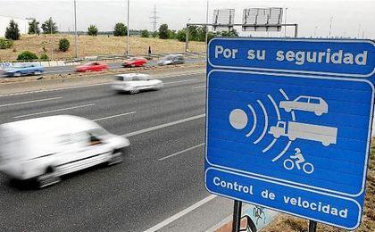 9 de los 20 radares fijos que más multan están en Andalucía
