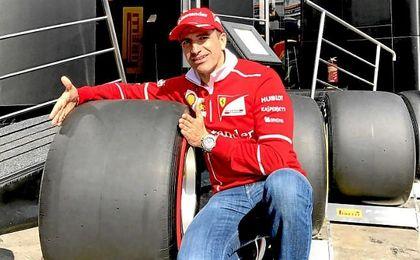 """Marc Gené: """"Los nuevos cambios en la Fórmula 1 son un acierto"""""""