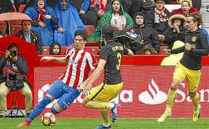 El Sporting tiene una final ante el Granada.