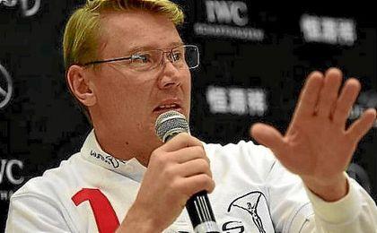 Mika Hakkinen vuelve a Mclaren.
