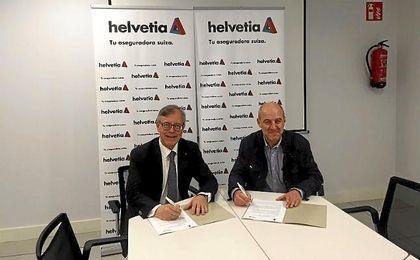 Helvetia reafirma su compromiso con el montañismo y la escalada