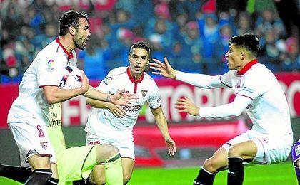 El Sevilla está obligado a levantarse de forma inmediata.