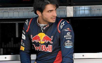 """Sainz: """"Para llegar este año a un podio tienen que pasar muchísimas cosas"""""""