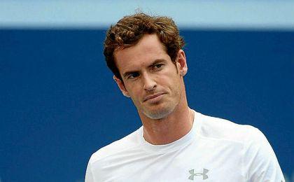 Andy Murray se baja del Masters 1.000 de Miami por lesión