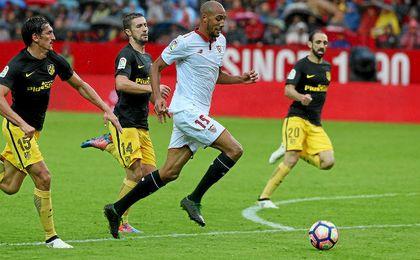Contra el Atlético empezó a creer
