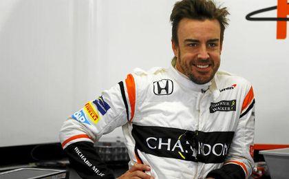 Alonso espera poder competir en el primer gran premio de la temporada.