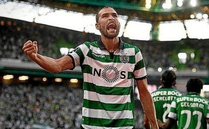 Bas Dost está superando las expectativas en Portugal.