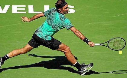 Federer conquista Indian Wells y estira una era sin fin