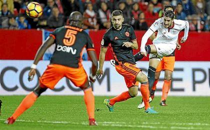 Horario para el Valencia-Sevilla de la jornada 32
