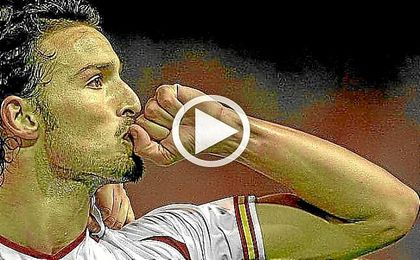 13 años del debut de Antonio Puerta.