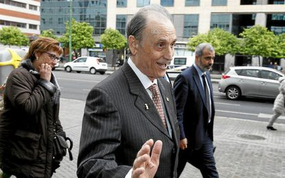"""Haro y Catalán: """"Lo de la presidencia de honor para Lopera es absolutamente falso"""""""