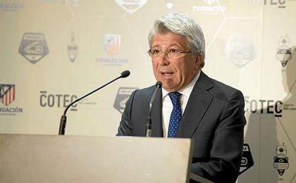 Cerezo espera que el TAS permita fichar al Atlético en verano como al Madrid