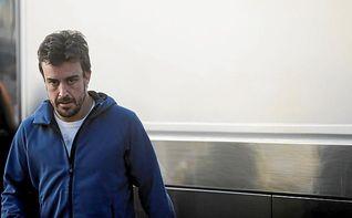 Fernando Alonso se siente ´como en los viejos tiempos´