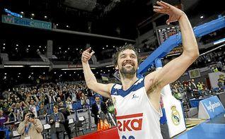 Sergio Llull, MVP de la jornada 27 de Euroliga