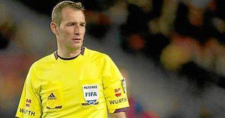 El árbitro del Barça-Sevilla