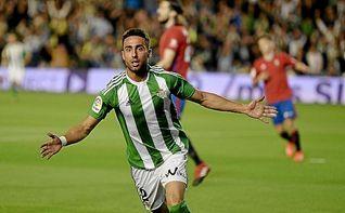 Rafa Navarro, en el mejor once de la jornada en Europa