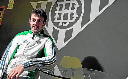 Rubén Pardo, dispuesto a quedarse