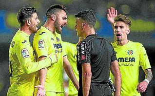 El Villarreal, el árbitro de las bolsas y el Villamarín