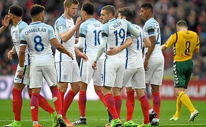 Inglaterra hizo su trabajo.