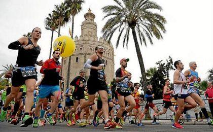 El Maratón de Sevilla 2017 deja un impacto económico de casi 11 millones de euros