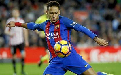 Neymar habla de la actualidad del Barcelona