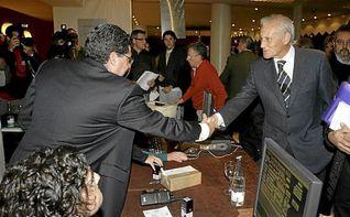 Hugo Galera se aliaría con Salas