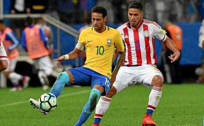 Brasil está virtualmente clasificada para Rusia 2018.