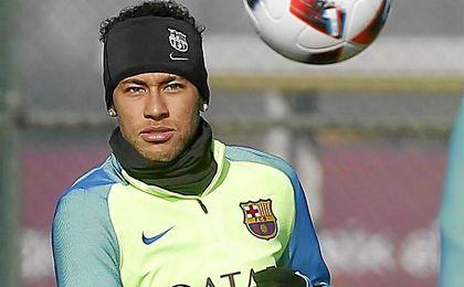 Mourinho habla de Neymar
