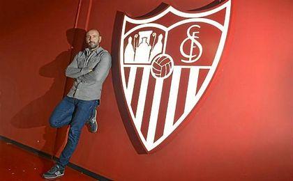 Monchi, en una entrevista concedido a ESTADIO Deportivo.