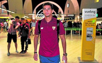 Paulo Henrique Ganso podría hacer las maletas si su situación en el Sevilla no experimenta un cambio radical.
