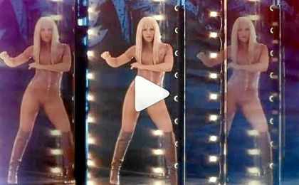 Shakira estrena vídeo.