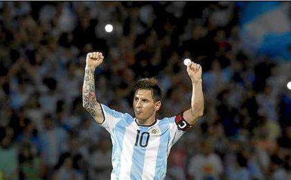 """Messi: """"Las críticas me tienen sin cuidado"""""""