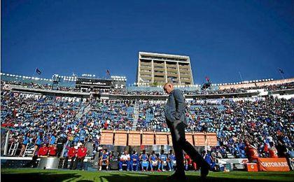 Paco Jémez recibe el respaldo de la afición de Cruz Azul