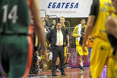 Alejandro Martínez, nuevo entrenador del Real Betis Baloncesto.