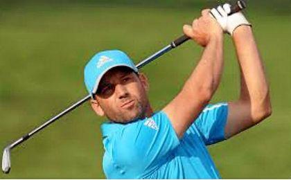Sergio García, leyenda del golf español.