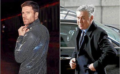 Ancelotti y Xabi Alonso se reencuentran con su pasado más cercano