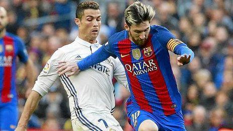 Messi y Cristiano volverán a protagonizar el duelo individual en el Clásico.