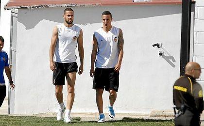 El Valencia recupera piezas clave.