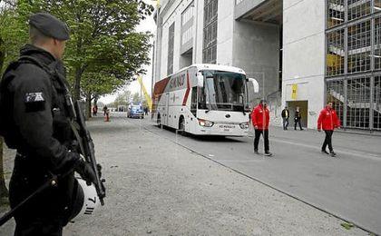Mónaco estará más blindada tras el atentado de Dortmund.