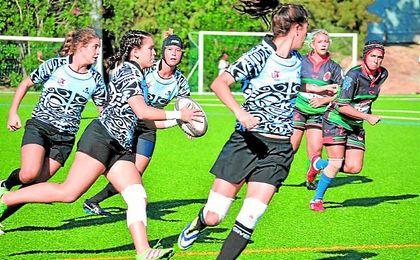 El CDU Sevilla Rugby 7 participará junto a los mejores equipos nacionales en el Gran Prix Sevens Copa de la Reina.