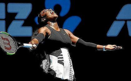 Serena Williams tendrá que hacer un parón.
