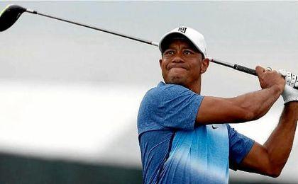 Tiger Woods, seis meses de baja tras ser intervenido en la espalda
