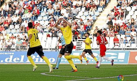 Almería 2-1 Sevilla Atlético: La reacción del filial llega demasiado tarde